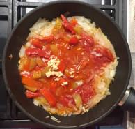 Стручковая фасоль с яйцами - фото приготовления рецепта шаг 2