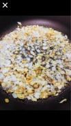 Жареные баклажаны с очень вкусной начинкой - фото приготовления рецепта шаг 3