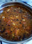 Суп томатный с вермишелью - фото приготовления рецепта шаг 5