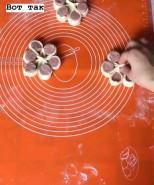 Розочки - фото приготовления рецепта шаг 4