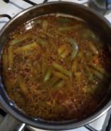 Суп из стручковой фасоли - фото приготовления рецепта шаг 5