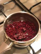 Суп фасолевый с мясом - фото приготовления рецепта шаг 1