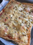 Пицца ,,это по любви,, - фото приготовления рецепта шаг 5