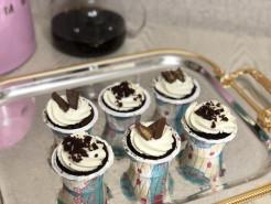 Шоколадные капкейки - фото приготовления рецепта шаг 1