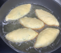 Пирожки - фото приготовления рецепта шаг 3