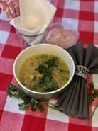 Куриный суп с чечевицей - фото приготовления рецепта шаг 4
