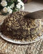 Торт шоколадный - фото приготовления рецепта шаг 1
