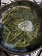 Суп из стручковой фасоли - фото приготовления рецепта шаг 1