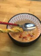 Испанский томатный суп - фото приготовления рецепта шаг 5