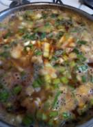 Вегетарианский суп из чечевицы - фото приготовления рецепта шаг 7