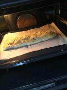 Яблочный штрудель - фото приготовления рецепта шаг 6