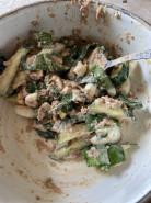 Салат с тунцом - фото приготовления рецепта шаг 1