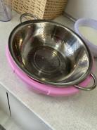 Домашний творожный сыр - фото приготовления рецепта шаг 3