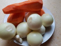Плов с телятиной и пикантными нюансами в кастрюле или казане - фото приготовления рецепта шаг 2