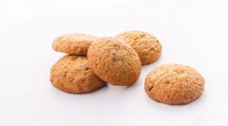 Вкусные печеньки на завтрак - фото приготовления рецепта шаг 10