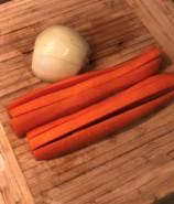 Куриный суп с перловкой - фото приготовления рецепта шаг 3