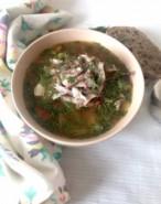 Фасолевый суп с говядиной - фото приготовления рецепта шаг 9
