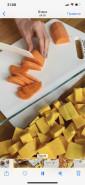 Тыквенный крем-суп - фото приготовления рецепта шаг 2