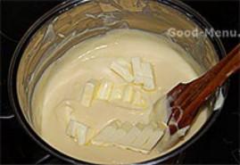 Заварной крем 🧁 - фото приготовления рецепта шаг 1