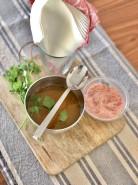 Суп из куриных потрохов - фото приготовления рецепта шаг 4