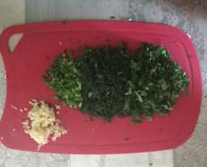 Армянская Долма - фото приготовления рецепта шаг 2