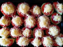 Запеченные кабачки - фото приготовления рецепта шаг 3