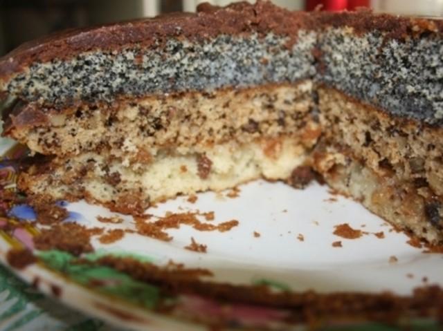 "Торт ""Настенька"""