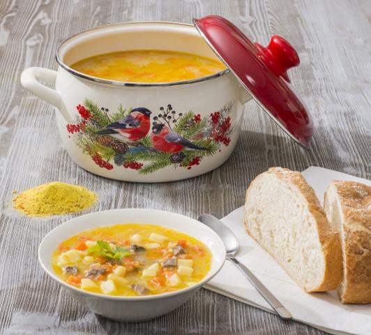 Чорба (суп с телятиной)