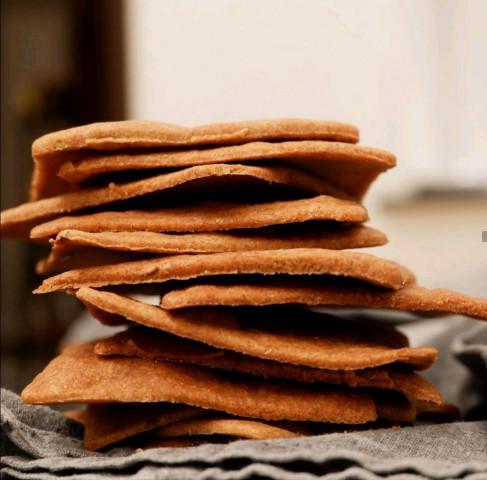 Печенье со вкусом бородинского хлеба