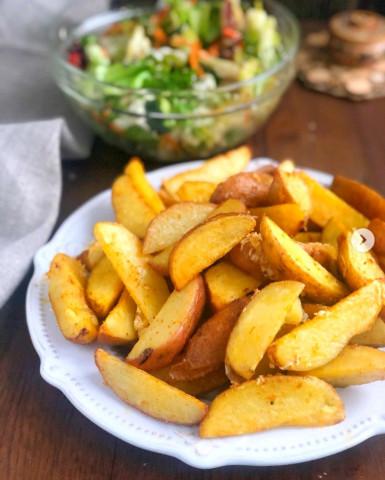 Картошка по-селянски🍟