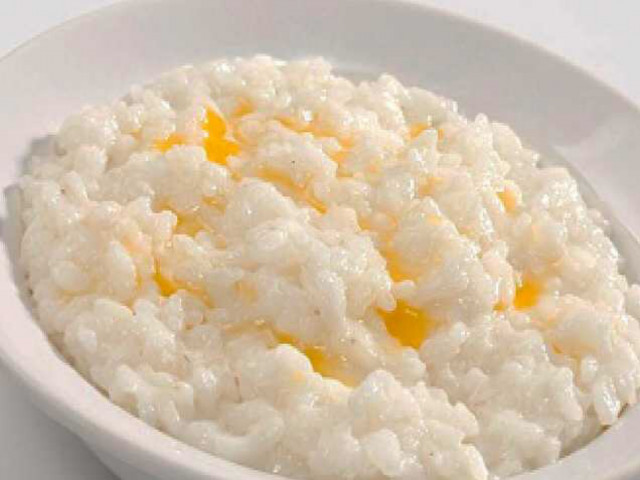 Рисовая каша со специями