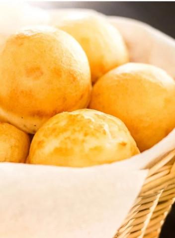 Бразильские сырные булочки к завтраку