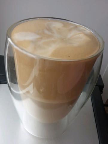Капучино из растворимого кофе