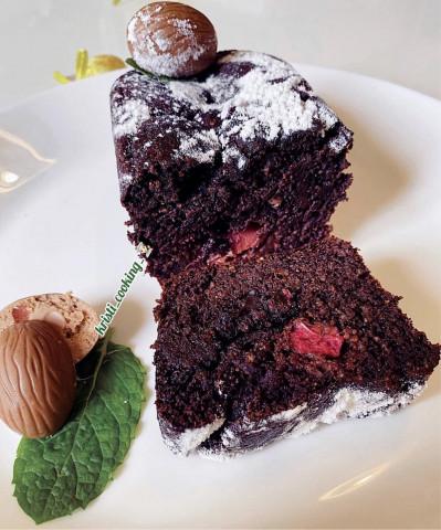 🍫Мега шоколадный кекс