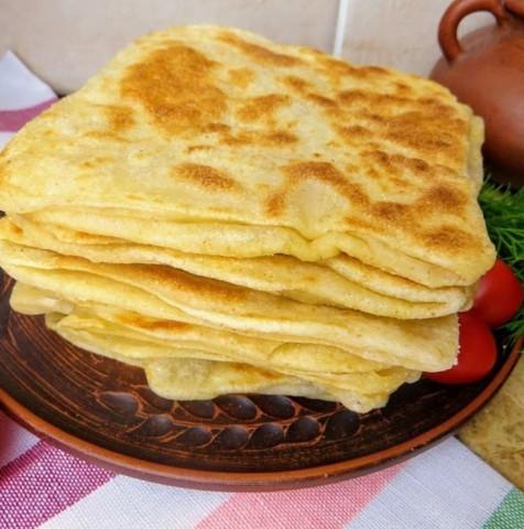 Марокканские лепешки