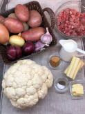 Запеканка на ужин - фото приготовления рецепта шаг 1