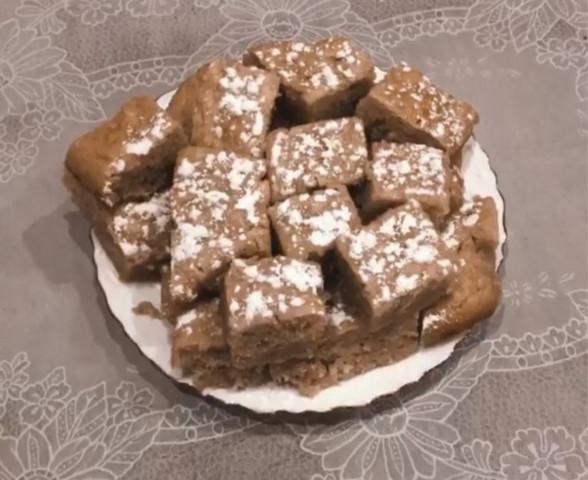 Кокосовой пирог