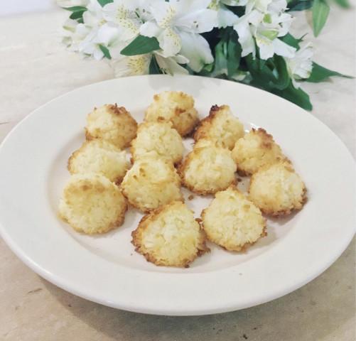 Обалденно вкусное кокосовое печенье без муки!🥥