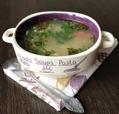 Рыбный суп из семги🐟