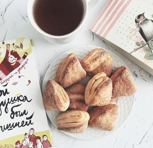 Вкуснейшие творожные печеньки 🍪