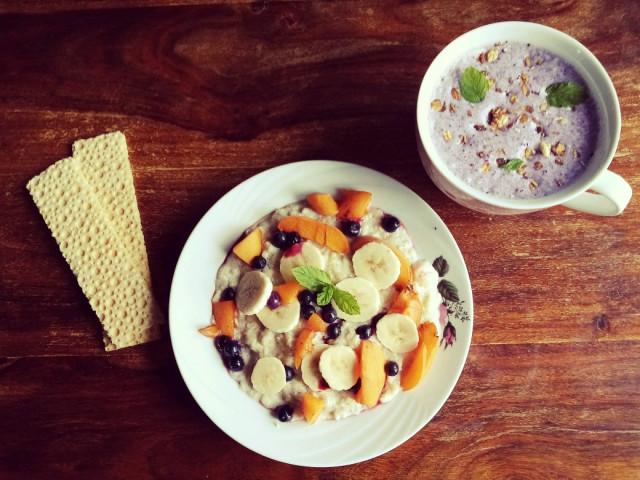 Фито-завтрак