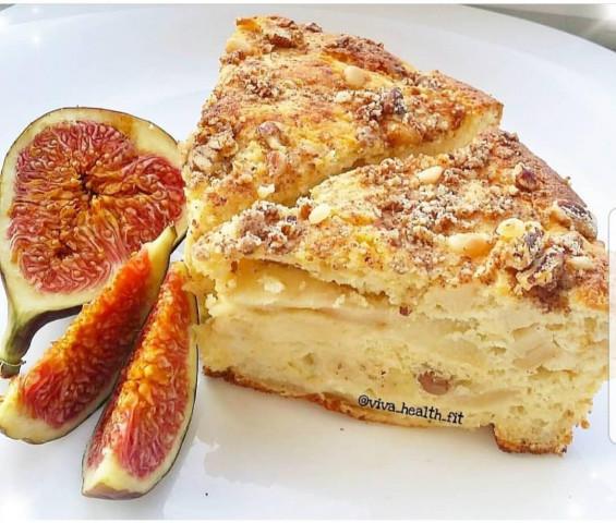 ПП-яблочный пирог