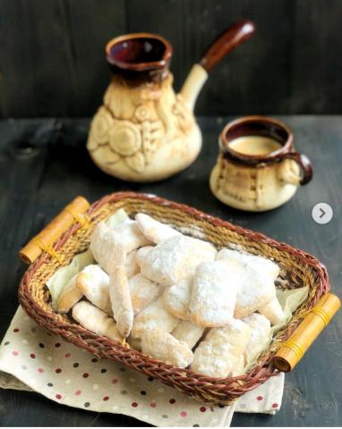 Печенье «Белоснежка»🍪