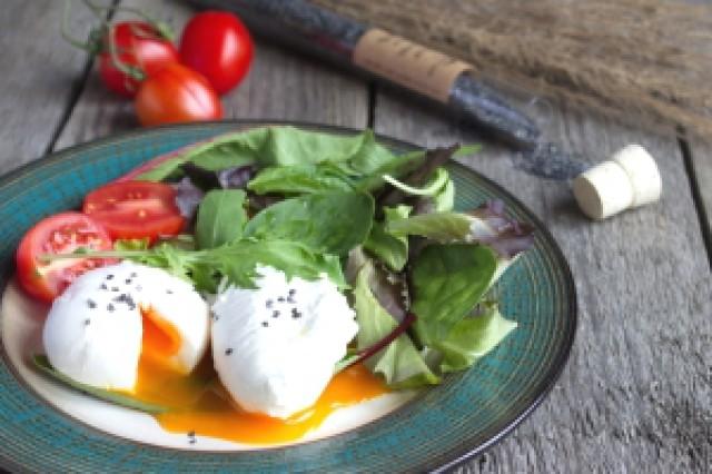 Яйца выпускные
