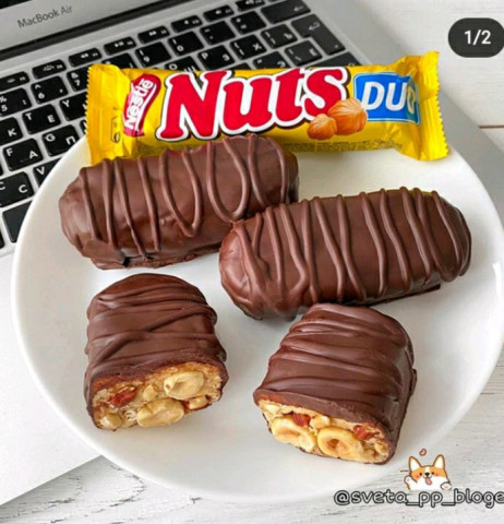 ПП-БАТОНЧИКИ NUTS 🍫
