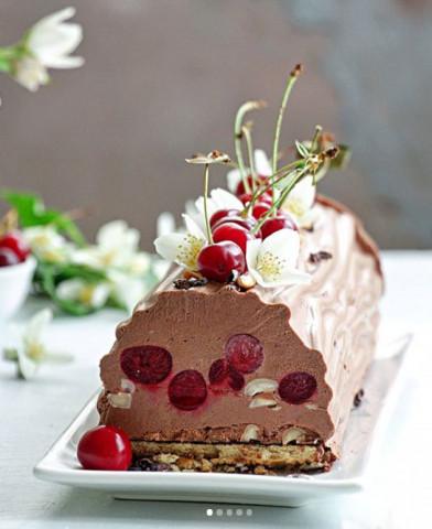 Десерт а-ля Семифредо