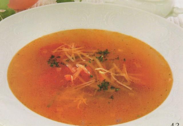Суп овощной по-деревенски