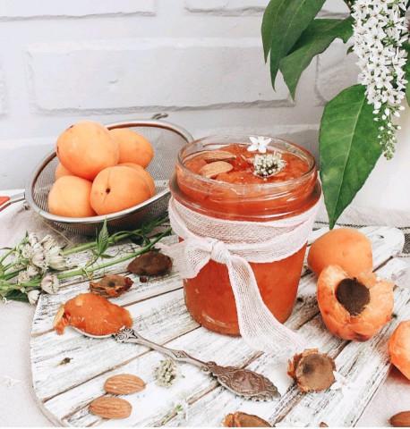 Варенье с абрикосами