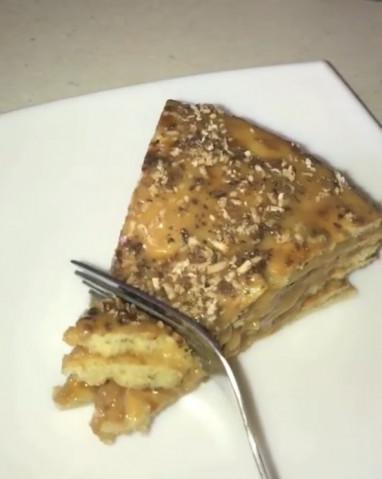 Творожный торт на сковороде 🎂