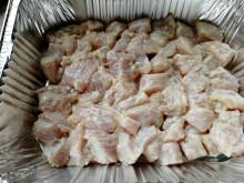 Индейка в духовке - фото приготовления рецепта шаг 1